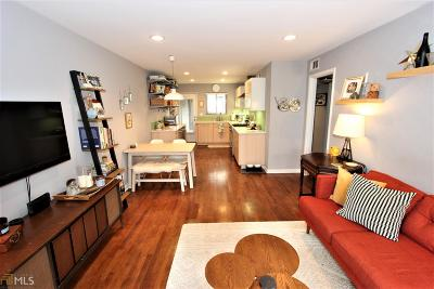Midtown Condo/Townhouse Under Contract: 375 6th St #6