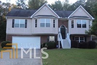 Ellenwood Single Family Home Under Contract: 5438 S Crest Ridge Dr