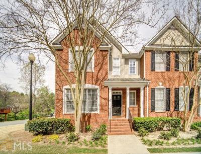 Smyrna Condo/Townhouse For Sale: 4717 Longcourt Dr