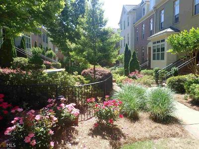Alpharetta Condo/Townhouse Under Contract: 2580 Wander Trl