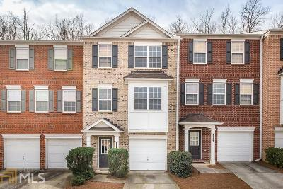 Kennesaw Condo/Townhouse Under Contract: 353 Heritage Park Trce #6