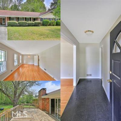 Tucker Single Family Home For Sale: 1739 Jericho Ct