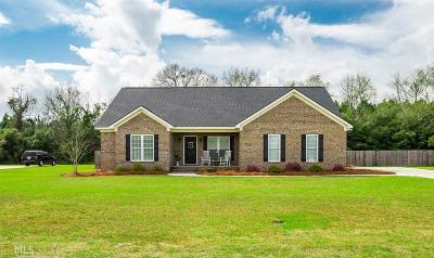 Statesboro Single Family Home For Sale: 111 High Cotton