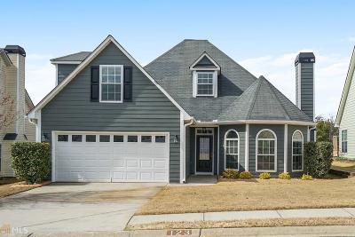 Peachtree City GA Single Family Home Under Contract: $312,900