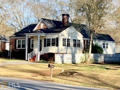 Griffin Single Family Home For Sale: 524 Kincaid