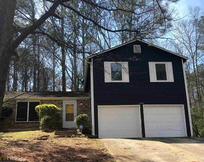 Decatur Single Family Home For Sale: 4325 Dogwood Farms