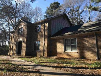 Fayetteville Single Family Home For Sale: 105 Sycamore Bend