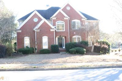 Dacula Single Family Home For Sale: 1698 Mulberry Lake