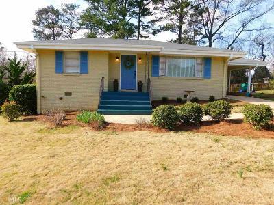 Smyrna Single Family Home Under Contract: 3666 Wisteria Ln