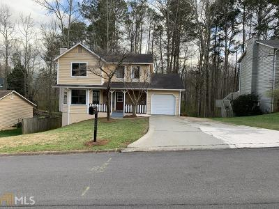Norcross Single Family Home Under Contract: 5526 Wylake Dr