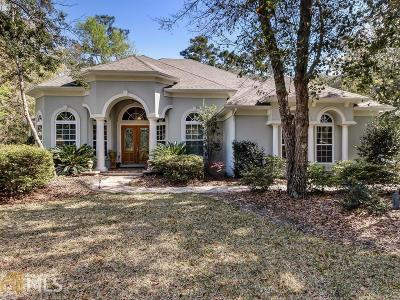 St. Marys Single Family Home For Sale: 63 Woodstork Ct