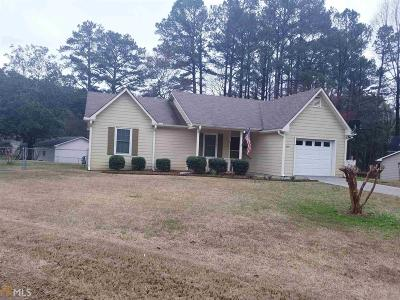 Powder Springs Single Family Home Under Contract: 6061 Antioch