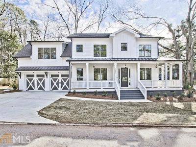 Decatur Single Family Home For Sale: 2606 Charlesgate Ave