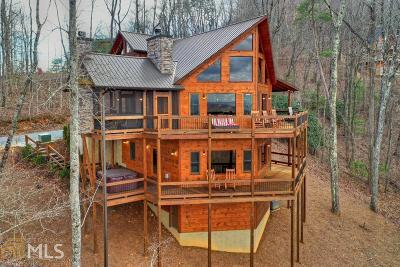 Blue Ridge Single Family Home Under Contract: 50 North Face Dr