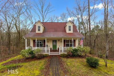 Greensboro Single Family Home For Sale: 1591 Indian Woods Dr