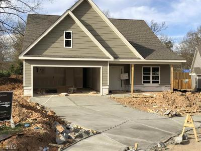 Statham Single Family Home Under Contract: 2888 Oak Springs Dr #46