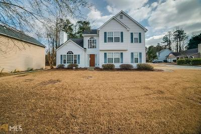Acworth Single Family Home For Sale: 4448 Grove Dr