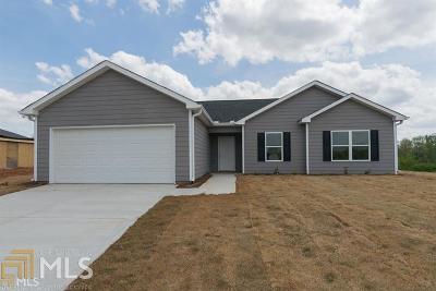 Buckhead, Eatonton, Milledgeville Single Family Home For Sale: Misty Grove #Lot 8