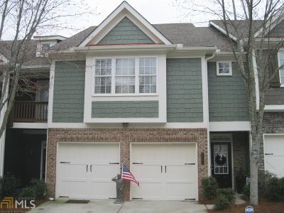 Duluth Condo/Townhouse Back On Market: 2396 Meadow Falls Ln