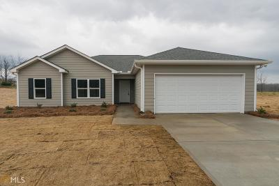 Buckhead, Eatonton, Milledgeville Single Family Home Under Contract: Misty Grove #Lot 7