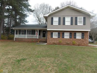Conyers Single Family Home New: 2305 April Dr