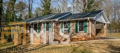 Conyers Rental For Rent: 1645 Holmes Dr