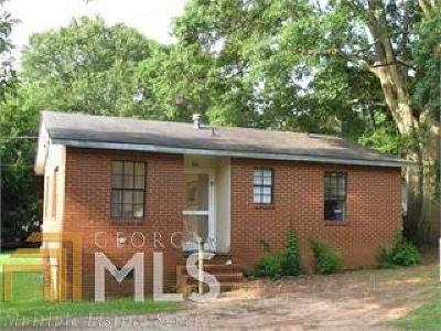 Griffin Single Family Home Under Contract: 298 Spring St