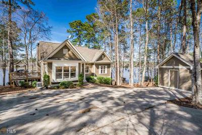 Milledgeville, Sparta, Eatonton Single Family Home For Sale: 68 Poplar Ct