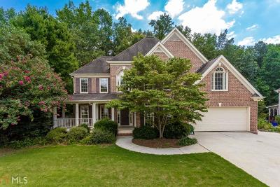 Acworth Single Family Home For Sale: 6225 Benbrooke Dr