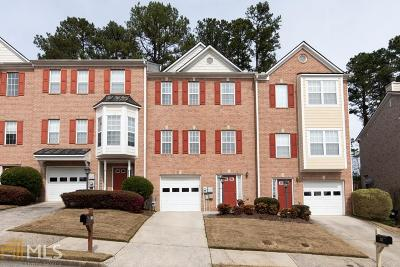 Buford Condo/Townhouse Under Contract: 2164 Millgate Ln
