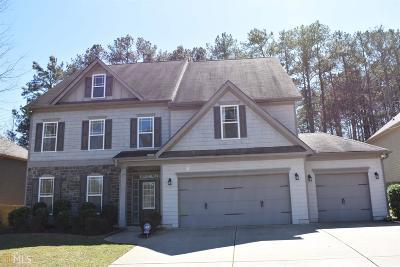 Powder Springs Single Family Home Under Contract: 2690 Adams Landing Way