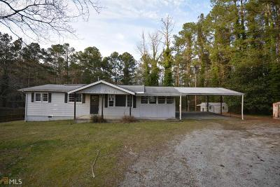 Hiram Single Family Home Under Contract: 24 Gray Dr
