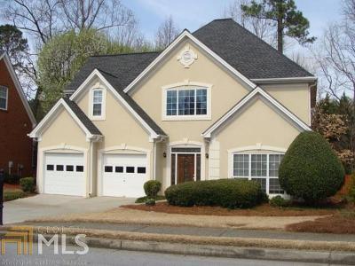 Suwanee Single Family Home For Sale: 1445 Oglethorpe Run Ln