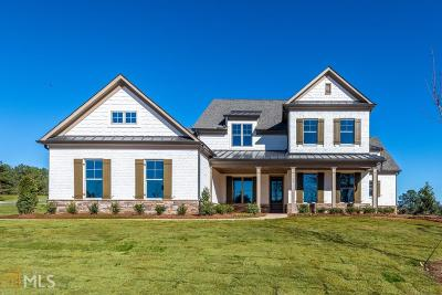 Powder Springs Single Family Home Under Contract: 765 Marlay Ln