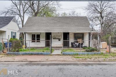 Grant Park Multi Family Home For Sale: 604 Woodward Ave