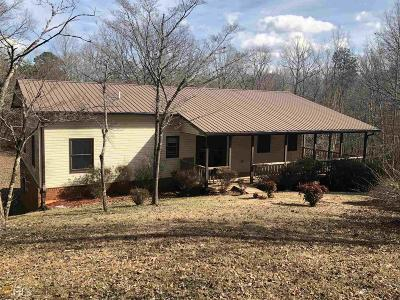 White County Single Family Home Under Contract: 120 Brewer Rd