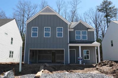 Dallas Single Family Home For Sale: 54 Poplar Ln #164
