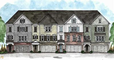 Kennesaw Condo/Townhouse For Sale: 2870 Boone Dr #Lot 8