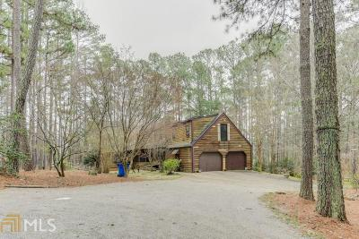Peachtree City Single Family Home For Sale: 263 Greenwood Ln