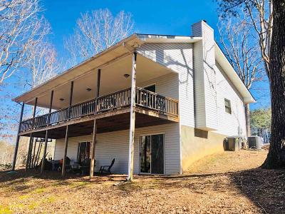 Hiawassee Single Family Home For Sale: 97 Windjammer Dr