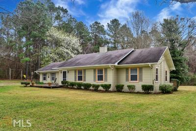 Fayetteville Single Family Home For Sale: 120 County Line Rd