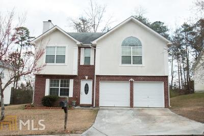 Lithonia Single Family Home New: 2014 Mulberry Ln