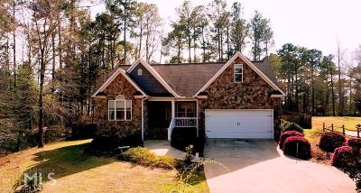 Haddock, Milledgeville, Sparta Single Family Home Under Contract: 235 SE Jackson Rd #6B