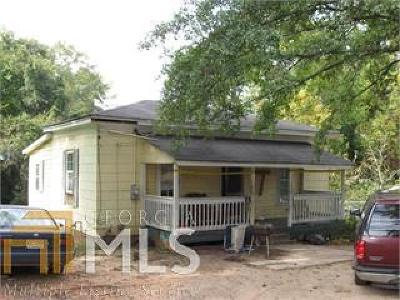 Griffin Single Family Home For Sale: 439 N 5th St