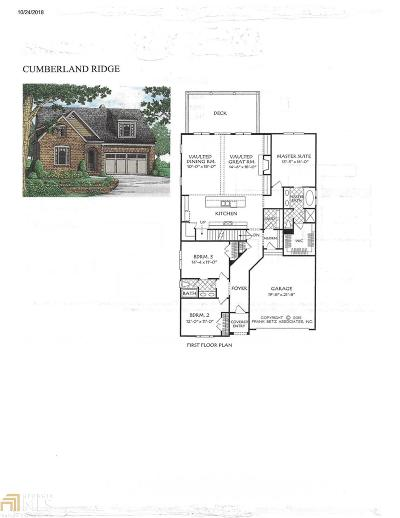 Covington Single Family Home Under Contract: 9158 Golfview Ln #50