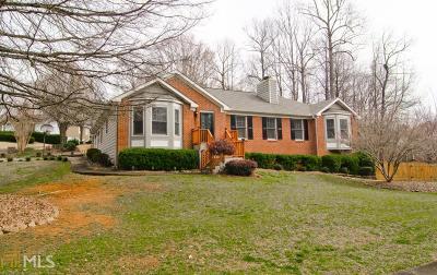 Smyrna Single Family Home Under Contract: 57 Winward Way