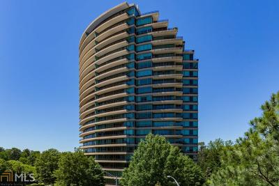 Atlanta Condo/Townhouse New: 700 Park Regency Pl #1707