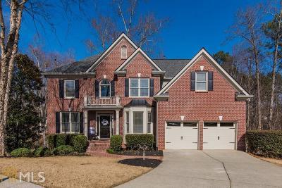 Alpharetta Single Family Home Under Contract: 6075 Tamarack Ct