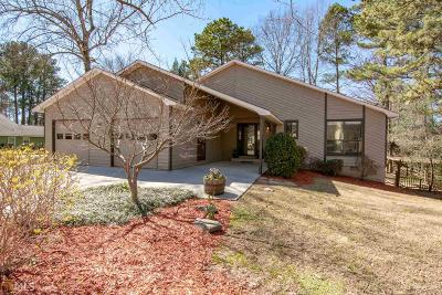 Johns Creek Single Family Home For Sale: 10900 Spotted Pony Trl