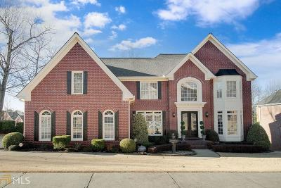 Alpharetta Single Family Home Under Contract: 1710 Amberlilly Dr